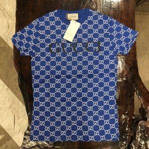 Gucci mens tshirt new model